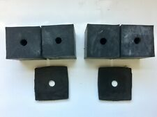 1947 - 1954 Chevy GMC Truck Bed Mounting Blocks w Pads Kit #724 FREE SHIPPING