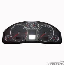 Audi A6 Tacho Kombiinstrument Analoganzeigen Reparatur