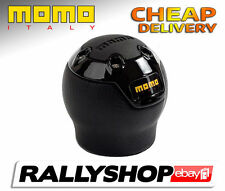 MOMO NERO LIFTED GEAR KNOB Shift  Black CHEAP DELIVERY Race, Rally,Trackday