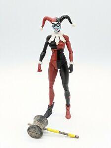 "DC Universe Classics Grodd BAF Build A Figure Wave 2 Harley Quinn 6"""