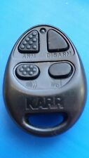 TESTED KARR OXC743301 Remote Fob Keyless Entry Alarm *Fast Free Shipping*