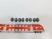 CB107-0,5# 8x Trix Express H0 Laterne für Weiche: 20/28 etc