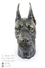 Great Dane type 2 - dog head resin figurine, high quality, Art Dog