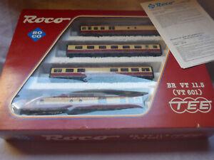 H0 Roco ( 04183A ) Dieseltriebzug *TEE* DB / BR 601 / VT11,5 / OVP