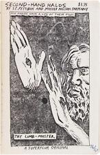 Raymond PETTIBON, Nelson Tarpenny / Second-Hand Halos First Edition 1989