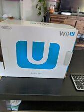 Nintendo Wii U Basic Set 8GB White Handheld System