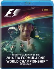 FORMULA ONE 2014 - BLU-RAY Season Review LEWIS HAMILTON - F1 1 Grand Prix NEW UK