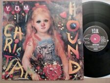 CHRISTIAN HOUND - Y.Ö.M. / LP / 1990 / VIELKLANG / + INNERSLEEVE / INDIE ROCK