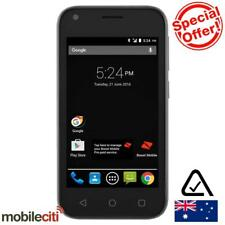 ZTE Boost Zume 5 B112 (4G/LTE, Quad Core, 8GB) - Grey - [Au Stock]