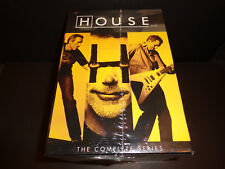 HOUSE: THE COMPLETE SERIES-Features 176 episodes on 41 discs w/24 page booklet