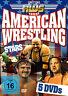 Raw DVD American Wrestling Stars 5dvds