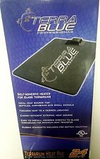 TERRA BLUE UNDER-TANK TERRARIUM HEAT PAD 24 WATT 8 X 18 inch