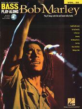 Bob Marley Bass Play-Along Noten Tab mit Download Code