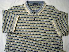 Arnold Palmer ® Sportswear Golf 100% Cotton M Medium Polo Shirt New Nwot