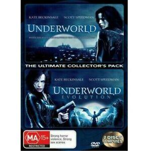 Underworld/Underworld Evolution (DVD Region 4) Ultimate Collector's Pack, 2-Disc