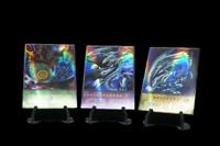 5 Yugioh Orica  Polymerization,blue eyes ultimate dragon, Blue Eyes(x3) Holo