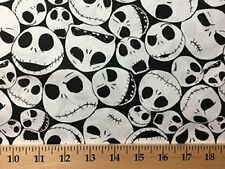 Nightmare before Christmas Jack Skellington Cotton Handcrafted Curtain Valance