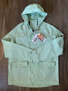 NWT Woolrich Waxed 1973 Heritage Jacket Sprout Green Mens Size Medium $250