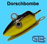 Meeresjig Dorschbombe 25g, 40g, 50g 75g Jig Bleikopf Kopf Flexi Kopf.