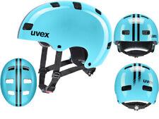 Uvex Kinder BMX Skate Fahrradhelm Kid 3 race sky 51-55 cm