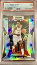 2019-20 Panini Kevin Porter Jr. Silver Prizm Rookie RC PSA 9 MINT Houston  🚀 📈