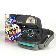 Polaroid 600 (Testé) / Appareil Photo Gris et Vert Avec Boite (film 600)