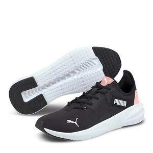 Puma Platinum Sneakers Ladies Runners Laces Fastened Comfortable Fit Everyday
