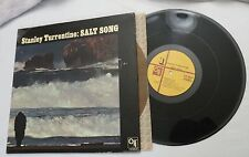 LP, Stanley Turrentine: Salt Song, 1971, CTI 6010, VG++