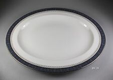 "ROYAL DOULTON SHERBROOKE H5009 OVAL SERVING PLATTER  13 5/8"" - PERFECT"