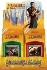 Magic the Gathering (MTG) Dragon's Maze - Factory Sealed Box of 10 Intro Decks