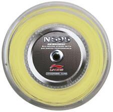 Li-Ning NS95  Badminton Racket String 200m Reel Set - Yellow