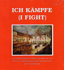 ICH KAMPFE ( I FIGHT )  RAY COWDERY