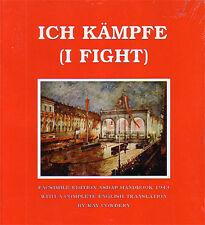 ICH KAMPFE ( I FIGHT )  RAY COWDERY