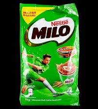 Milolicious - NESTLE MILO Activ-Go Energy Chocolate Malt Powder 1KG