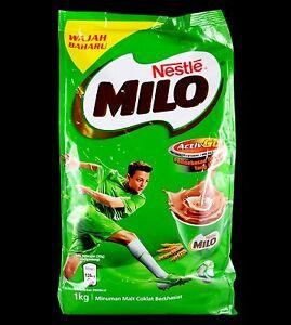 Milolicious - NESTLE MILO Activ-Go Energy Chocolate Malt Powder 1KG