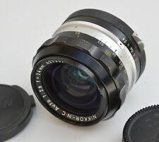 NIKON NIKKOR-N.C AUTO  24mm F2.8