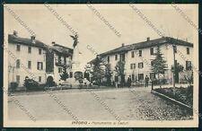 Novara Invorio cartolina QQ5240