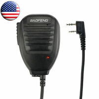 Original Baofeng Speaker Mic Headset for UV-5R UV-82L GT-1 GT-3 888s Radios GIFT