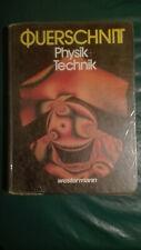 Physik Buch Querschnitt Physik Technik Westermann