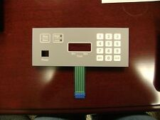 Dade Baxter Immufuge II front panel touch pad