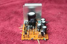 AKAI GXC-39D cassette deck PARTS from working unit - POWER SUPPLY PCB