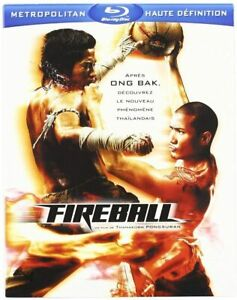 Fireball - Blu-ray ~ Preeti Barameeanat - NEUF - VERSION FRANCAISE
