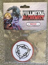 Full Metal Alchemist Logo Anime Patch