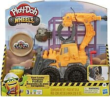 Play-Doh Wheels Front Loader Toy Truck for Kids