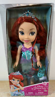 New Disney Princess Ariel Doll Toddler 14""