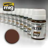 Ammo by Mig Filter Jars (Choose your Colour)