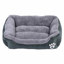 Pet Mat Bed Warm Dog House Soft Material For Dog Cat Basket Kennel Size L