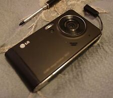 LG Viewty KU990 - Black (Unlocked) Cellular Mobile Cell Phone Not Working Parts