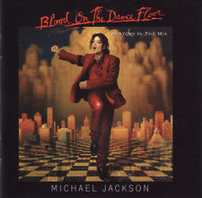 "MICHAEL JACKSON ""Blood On The Dance Floor: HIStory In The Mix"" 1997 13Trk Aus CD"