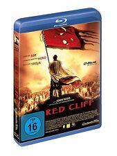 RED CLIFF (Takeshi Kaneshiro, Tony Leung Chiu-Wai, Fengyi Zhang) BLU-RAY NEU